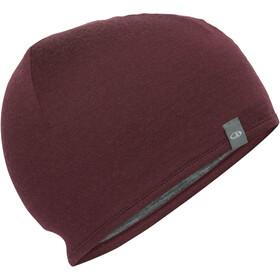 Icebreaker Pocket Hat redwood